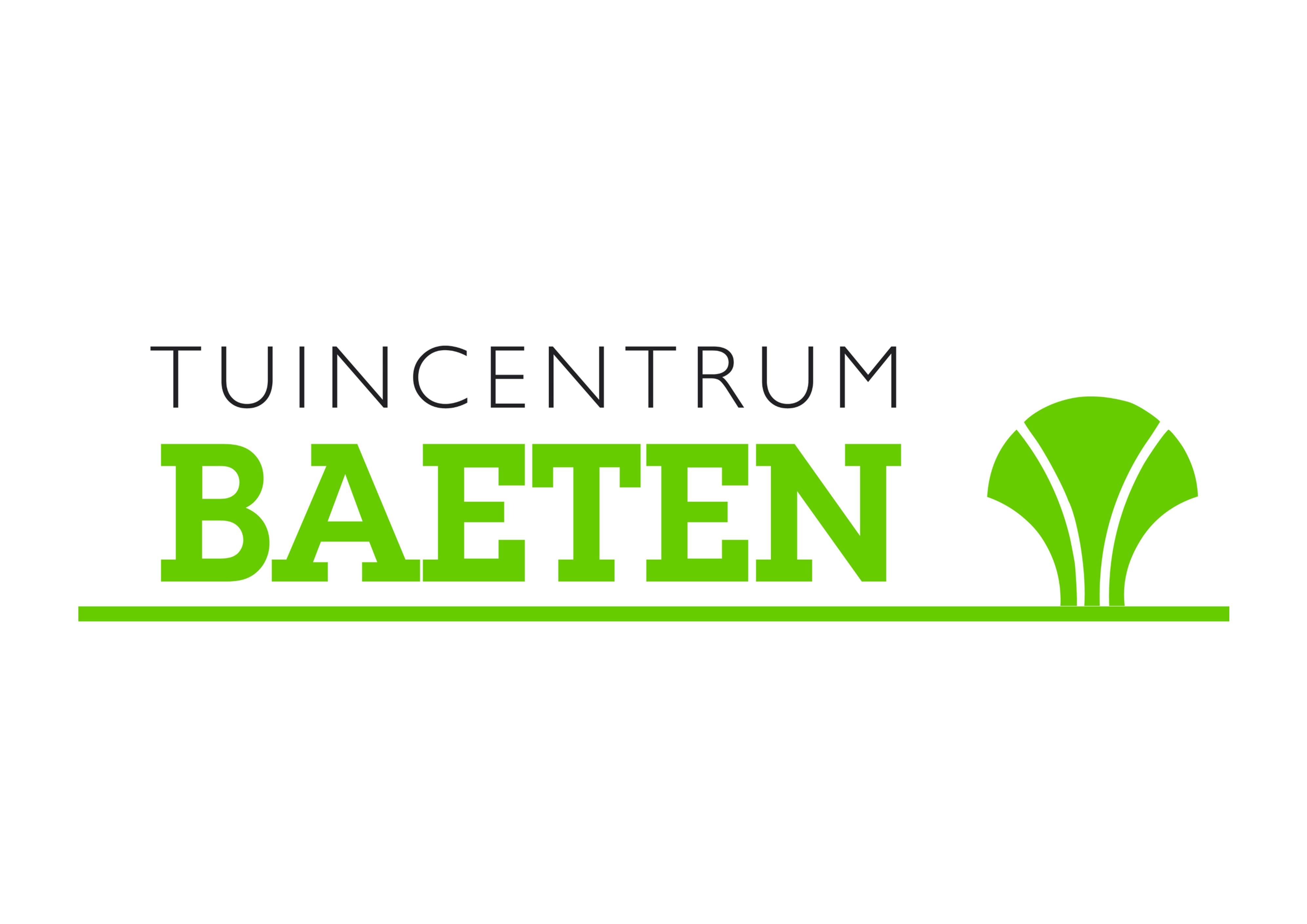 Logo Tuincentrum Baeten