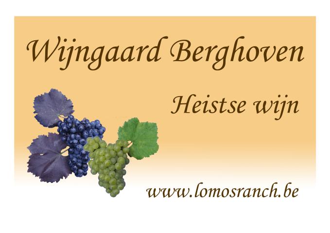 Wijngaard Berghoven logo