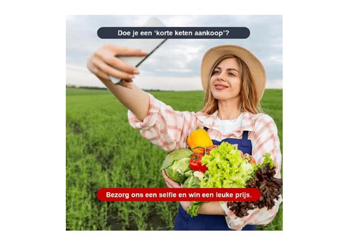 Selfie-actie