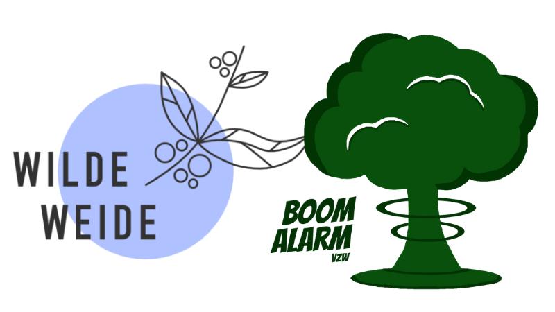 Samenwerking Boomalarm en WildeWeide