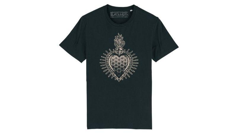 Blacksmith biologisch T-shirt