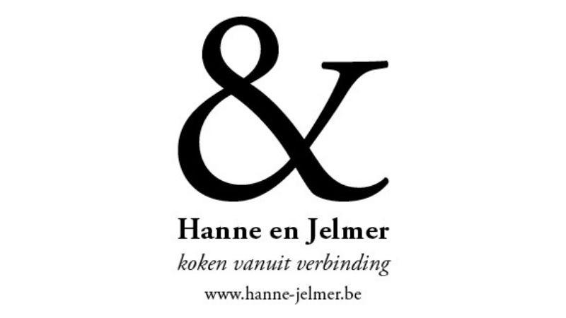Hanne & Jelmer logo