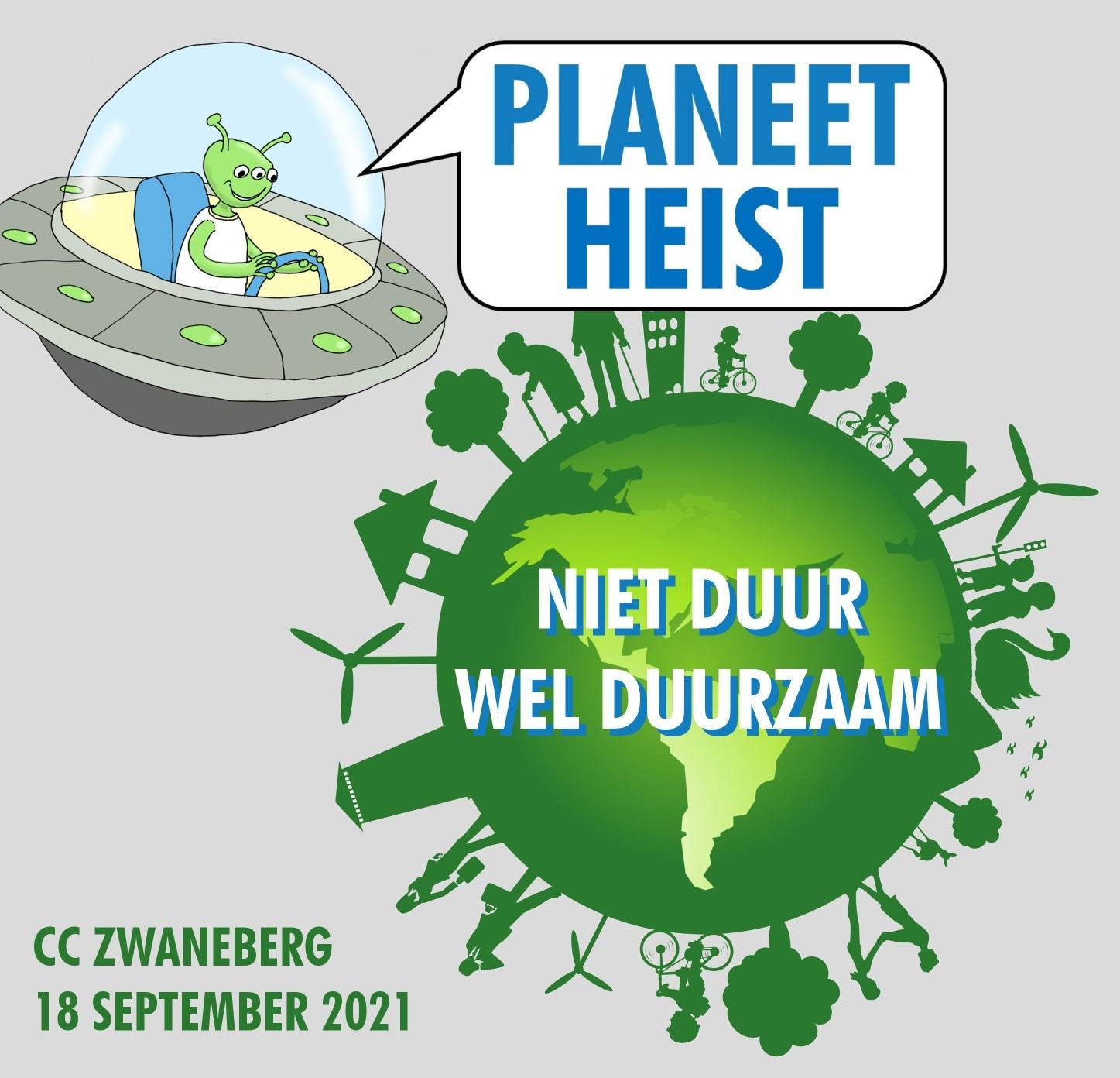 Planeet Heist Cultuurcentrum Zwaneberg