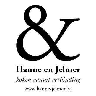 Logo Hanne en Jelmer
