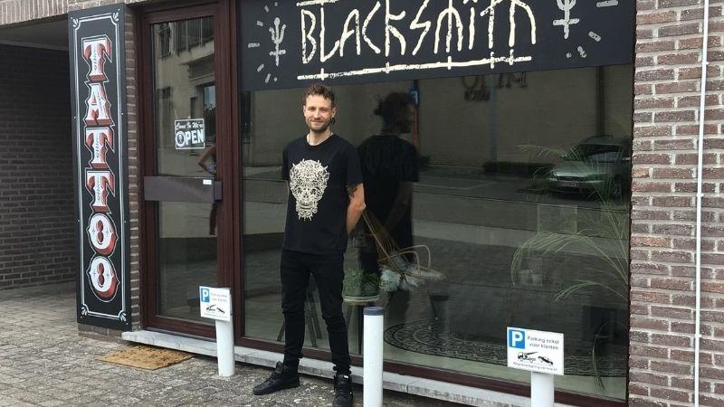 Timon en Blacksmith